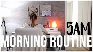Download 2018 5AM Morning Routine | FALL EDITION | Productive & Healthy | RENEE AMBERG Video
