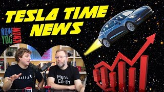 Download Tesla Time News - Tesla to Space & Q3 Sales!!! Video