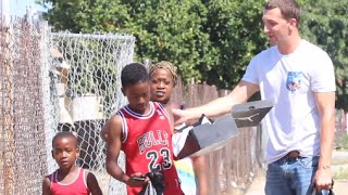 Download Giving Away Jordans In Compton Video