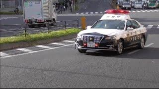 Download めっちゃ格好良い!!210系パトカーが緊急走行(Uターン)で違反車を捕まえる瞬間!!警察官による取り締まり検挙の瞬間!!New Toyota Crown Japanese Police Car Video