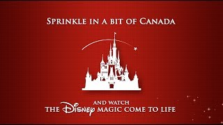 Download Walt Disney Studios Canada Celebrates Canada 150! Video