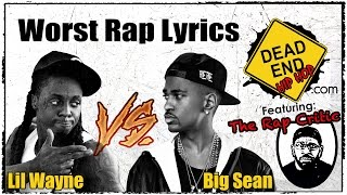 Download Worst Lyrics: Lil Wayne VS Big Sean | DEHH feat: The Rap Critic Video