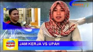 Download BERITA - NEWS FLASH [ Belajar Membuat Berita TV ] Video