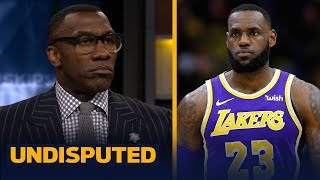 Download Shannon Sharpe doesn't buy rumors LeBron James will play PG next season | NBA | UNDISPUTED Video