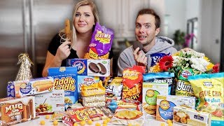 Download TASTING CRAZY DOLLAR STORE SNACKS Video