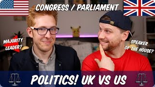 Download Congress VS Parliament | Politics! British VS American | Evan Edinger & Jazza John Video