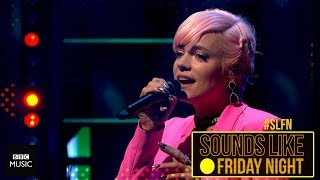 Download Lily Allen - The Fear (on Sounds Like Friday Night) Video