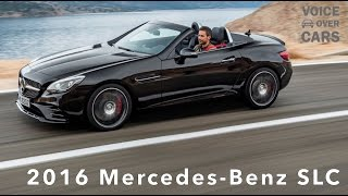 Download Mercedes Benz SLC - Mercedes AMG SLC 43 - Fakten - Informationen - Meinung | Voice over Cars Video