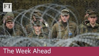 Download Nato meeting, Europe tourism | The Week Ahead Video