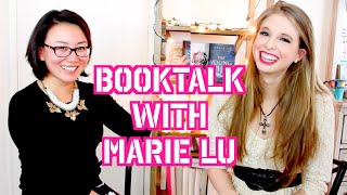 Download BOOKTALK WITH MARIE LU | THE YOUNG ELITES Video