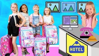 Download Toy Hotel Loses Kid's Luggage Video
