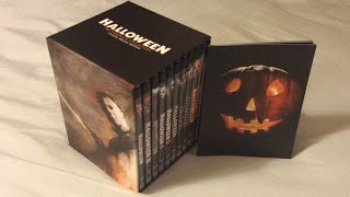 Download Halloween: Complete Collection Limited Deluxe Edition (1978-2009) Blu Ray Review and Unboxing Video