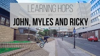 Download Learning Hops with John, Myles and Ricky! Video