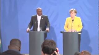 Download President John Mahama's State Visit to the Federal Republic of Germany Video