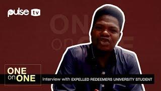 Download Expelled Student of Redeemer's University, Adebowale Speaks | One on One | Pulse TV Video