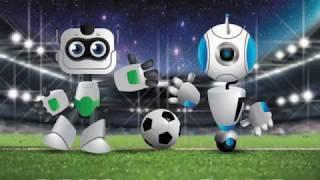 Download Robots makeblock in robocup junior 2018 Video