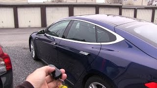 Download How to preheat Tesla loaner without the app Video