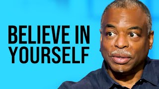 Download The Secret to Believing In Yourself | LeVar Burton on Impact Theory Video