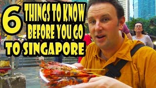 Download Singapore Travel Tips: 6 Things to Know Before You Go Video