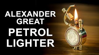 Download Alexander the Great Petrol Lighter How To Make Video
