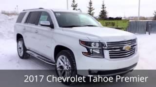 Download 2017 Chevrolet Tahoe Premier #236692 Video
