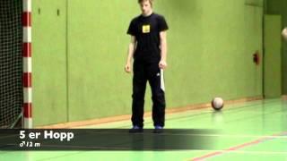 Download Sportaufnahmeprüfung Graz - Demo Video Grundlagen Video