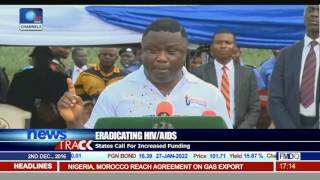 Download Eradicating HIV/AIDS: States Call For Increased Funding Video
