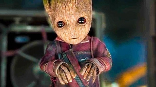 Download Guardians of the Galaxy 2 'BABY GROOT' Best Movie Clips + Trailer (2017) Video