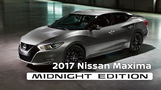 Download 2017 Nissan Maxima Midnight Edition Video