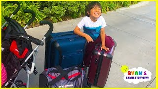 Download Twins babies first family Vacation and Hotel Tour Video