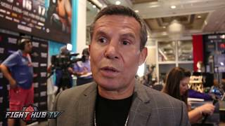 Download CHAVEZ SR REACTS TO CANELO WANTING TO KO GOLOVKIN ″IT CAN WORK FOR YOU OR AGAINST YOU″ Video