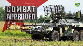 Download Listva: The Nuclear Missile Bodyguard. Vehicle fries IEDs to protect Yars mobile nukes Video