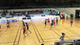 Download Netball Nations Cup 2010 : Singapore vs India Video