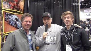 Download RACER: Robin Miller with Davey Hamilton Jr & Sr Video