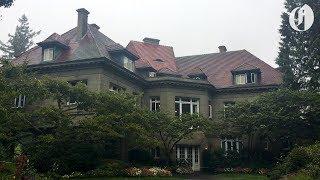 Download Take a tour through Portland's Pittock Mansion Video