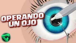 Download SIMULADOR DE CIRUGÍA: OPERANDO UN OJO   iTownGamePlay Video