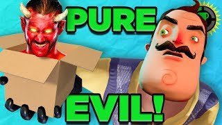 Download Game Theory: The SCARIEST Part of Hello Neighbor...the BOXES! Video