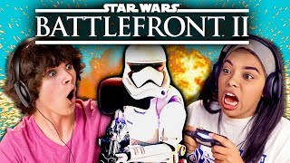 Download STAR WARS BATTLEFRONT 2 (React: Gaming) Video