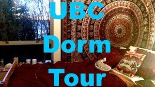 Download Dorm Room Tour - University of British Columbia (UBC) Video