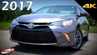 Download 2017 Toyota Camry SE - Ultimate In-Depth Look in 4K Video