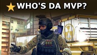 Download CS:GO: Who gets MVP? Video
