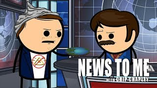 Download News To Me With Chip Chapley - Episode 4 ″Extreme Weather? That's News To Me″ Video