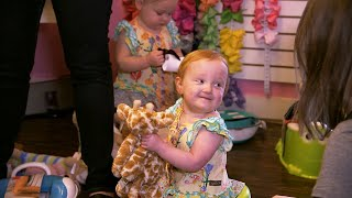Download Hear The Latest On Baby Hazel's Progress With Her Vision Problem | OutDaughtered Video