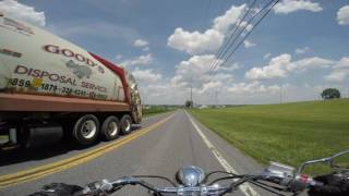 Download 2010 Yamaha V star 650 test drive review Video