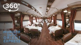 Download Murder on the Orient Express   Go Inside The Orient Express In 360°   20th Century FOX Video