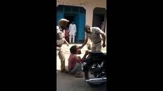 Download Haryana Police ya gunde sharam aani chahiye inko Video