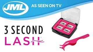 Download 3 Second Lash from JML Video