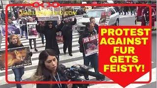 Download JVM #BONUS - 'Protest Against Fur Gets Feisty!″ Video