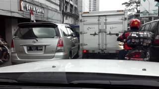Download Crazy Jakarta traffic (timelapse) Video