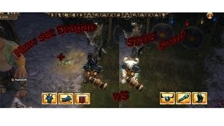 Download Drakensang Online : New Dragan set + stats Dwarf Video